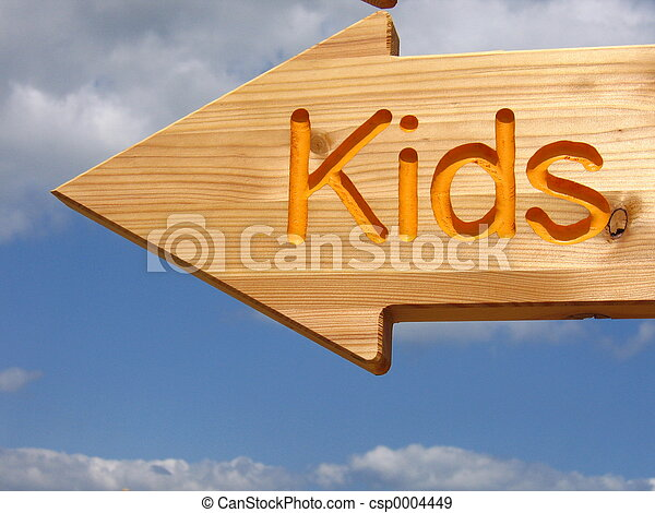Kids this direction - csp0004449