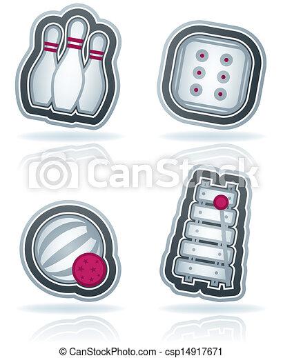 Kids toys - csp14917671