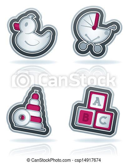 Kids toys - csp14917674
