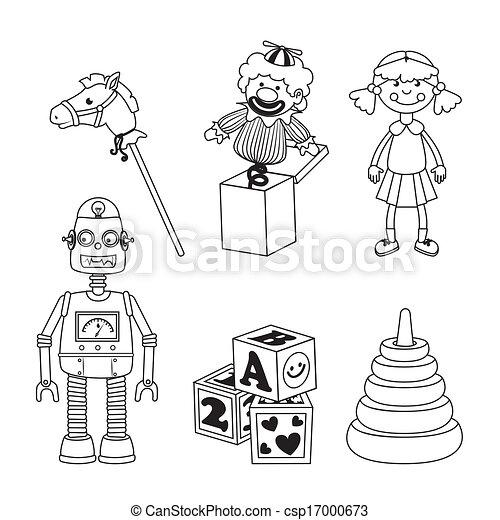 kids toys  - csp17000673
