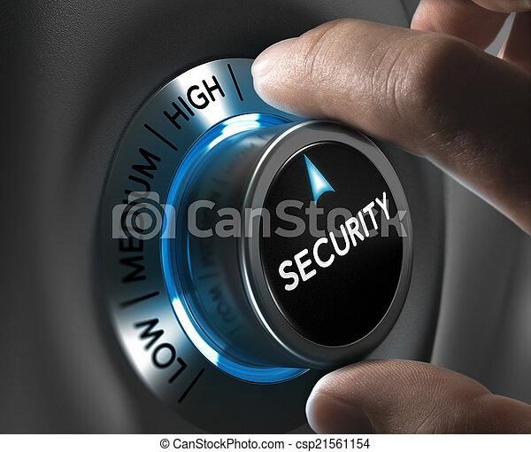 kierownictwo, bezpieczeństwo, pojęcie, ryzyko - csp21561154