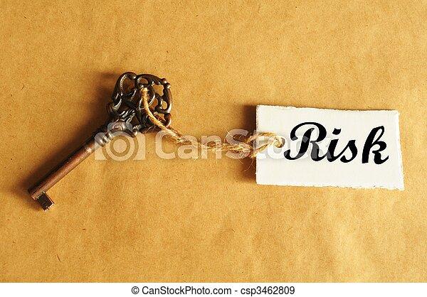 kierownictwo, ryzyko - csp3462809