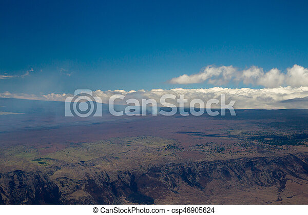 Kilauea, Big Island - csp46905624