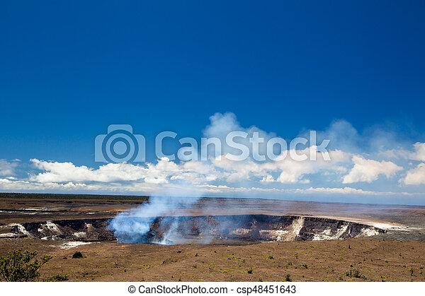 Kilauea, Big Island - csp48451643