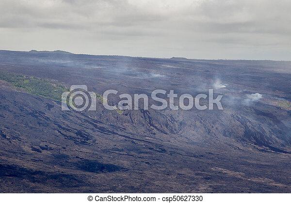 Kilauea, Big Island - csp50627330