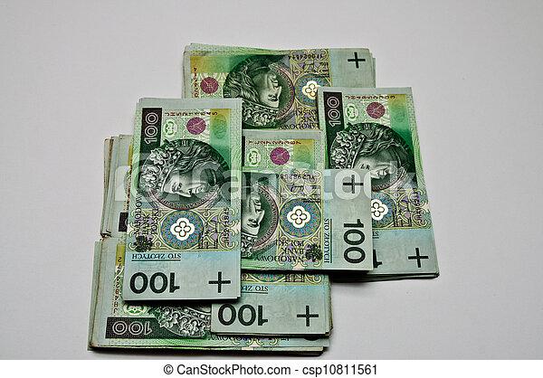 Kilka kupek banknot?w - csp10811561