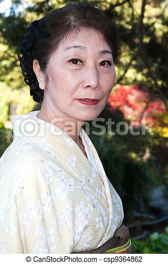 Japannese mature women