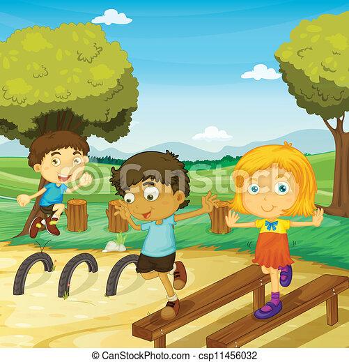 Kinder - csp11456032