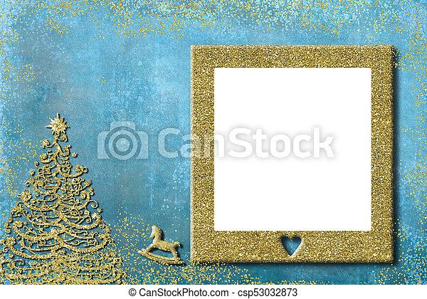 Weihnachten Fotorahmen.Kinder Fotorahmen Gruß Weihnachten Karten