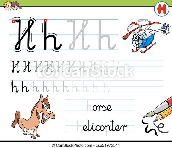 Attractive Hindi Handschrift Verbesserung Arbeitsblatt Image ...