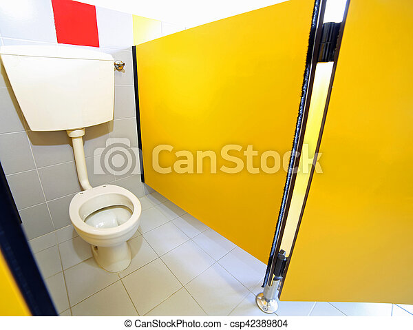 Kindergarten Toilette Badezimmer Kinder Klein Toilette