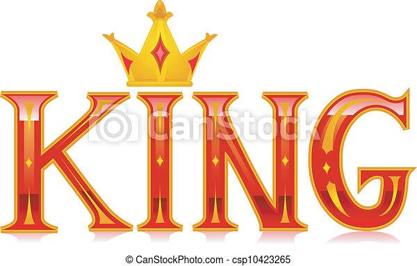 King - csp10423265