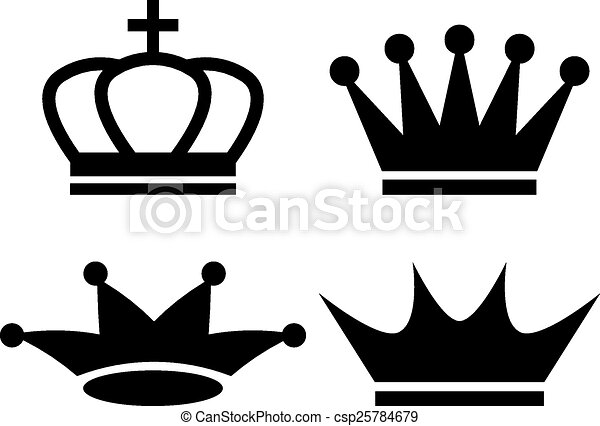 King crown icon on white background king crown icon csp25784679 thecheapjerseys Image collections