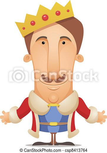 King - csp8413764