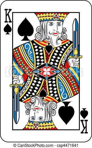 king of spades - csp4471641