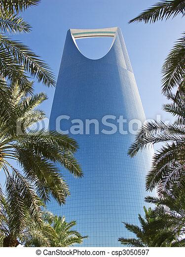 Kingdom tower - csp3050597