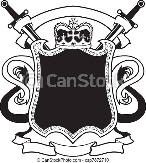 Crest Clipart and Stock Illustrations  41,288 Crest vector
