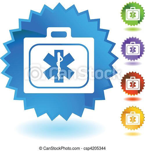 kit médical - csp4205344