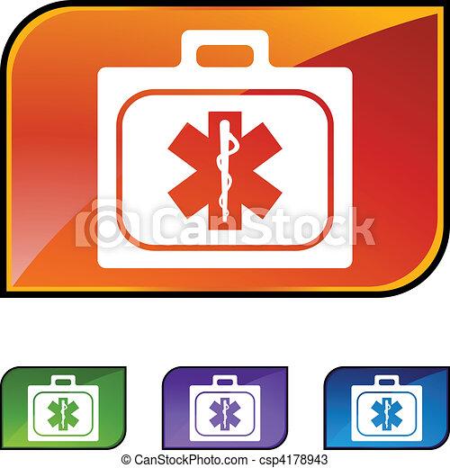 kit médical - csp4178943