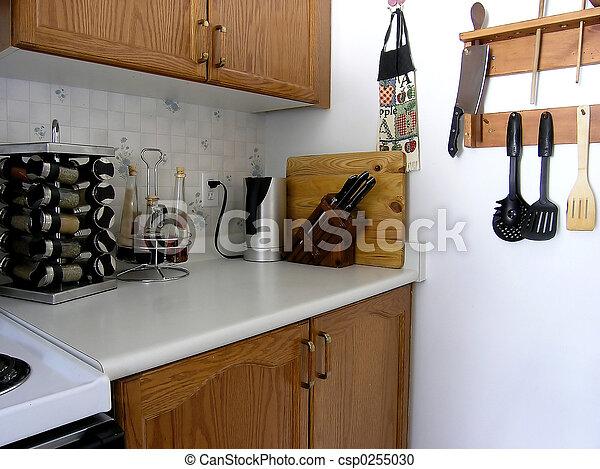 kitchen. - csp0255030