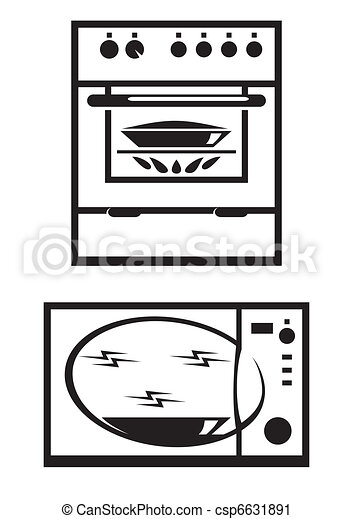 Kitchen Small Appliances Clip Art