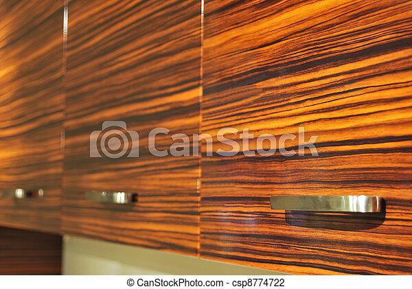Kitchen cabinet door - csp8774722