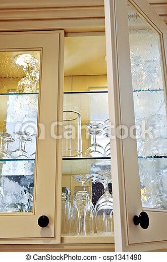 Kitchen cabinet - csp1341490