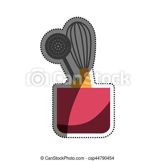 Kitchen cook utensil - csp44790454