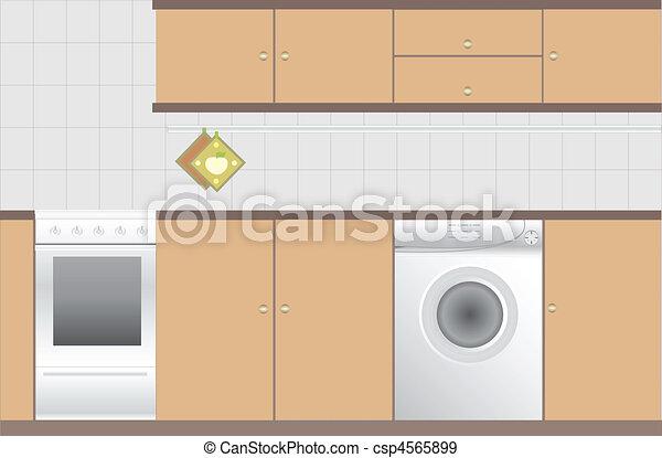 kitchen - csp4565899