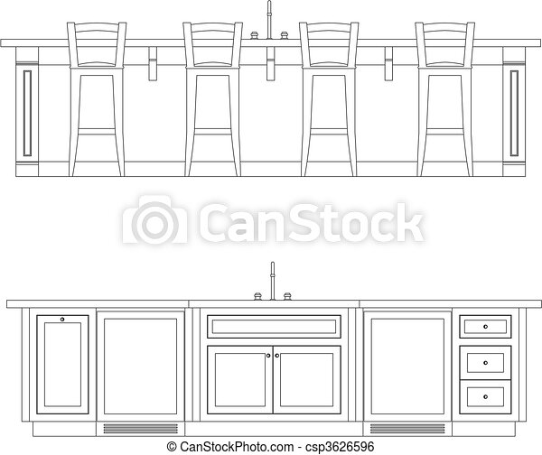Kitchen Furniture Stock Photos And Images  123RF