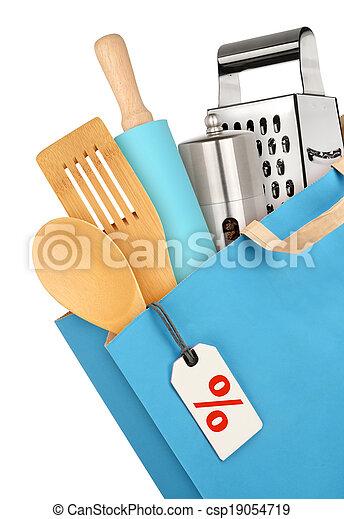 Kitchen equipment - csp19054719