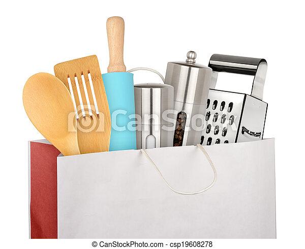 Kitchen equipment - csp19608278