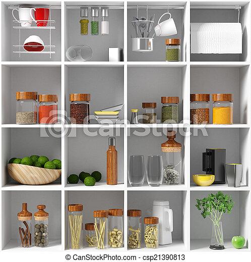 kitchen equipment - csp21390813