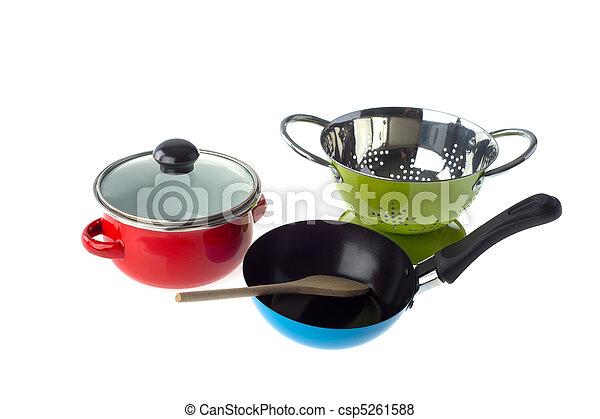 Kitchen equipment - csp5261588