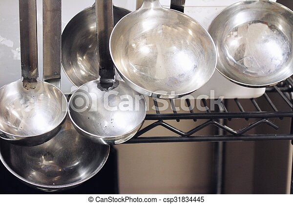 kitchen equipment - csp31834445