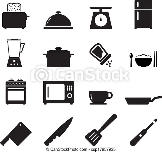 Genial Kitchen Icon   Csp17957935