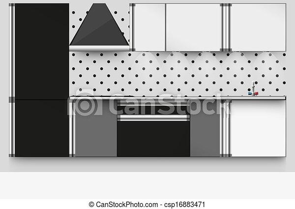 kitchen - csp16883471