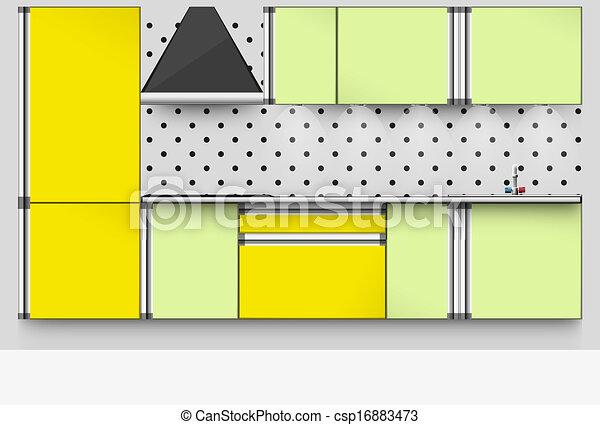 kitchen - csp16883473