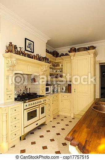 Kitchen - csp17757515