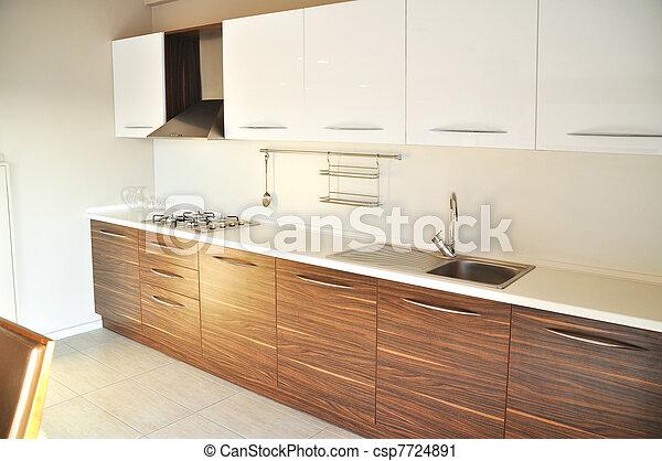 Kitchen - csp7724891