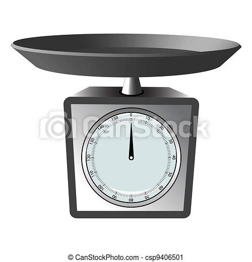 kitchen scale - csp9406501