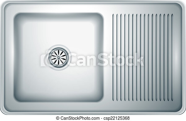 Kitchen sink abstract vector illustration eps 10 clip art vector ...