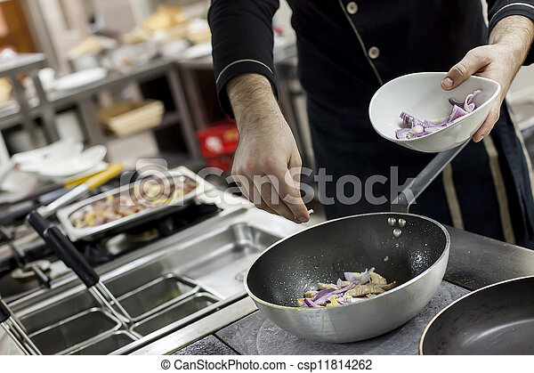 Kitchen - csp11814262