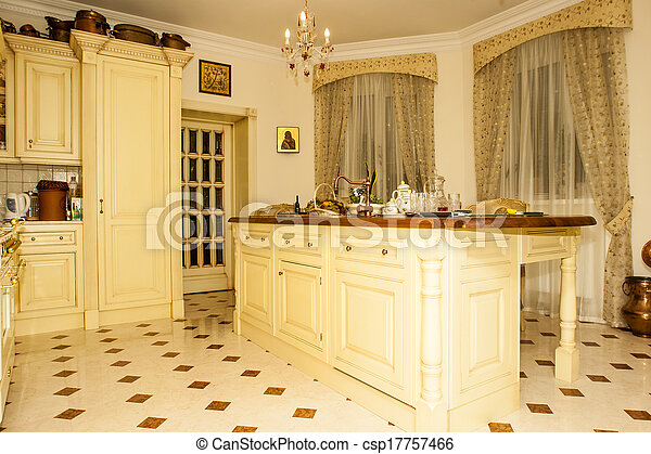 Kitchen - csp17757466