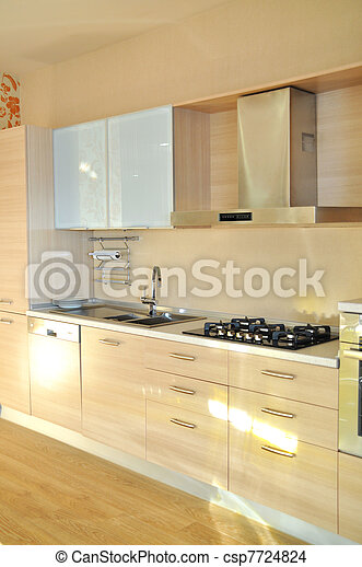 Kitchen - csp7724824