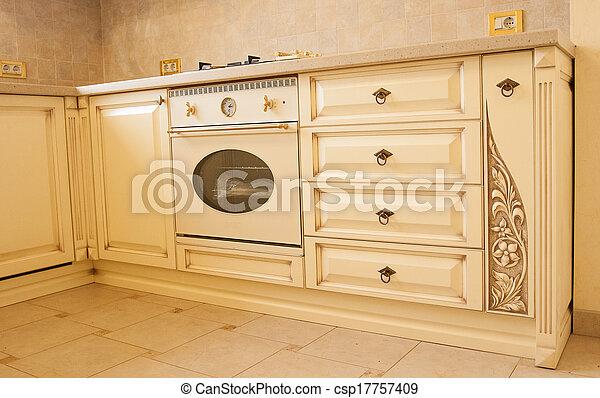 Kitchen - csp17757409
