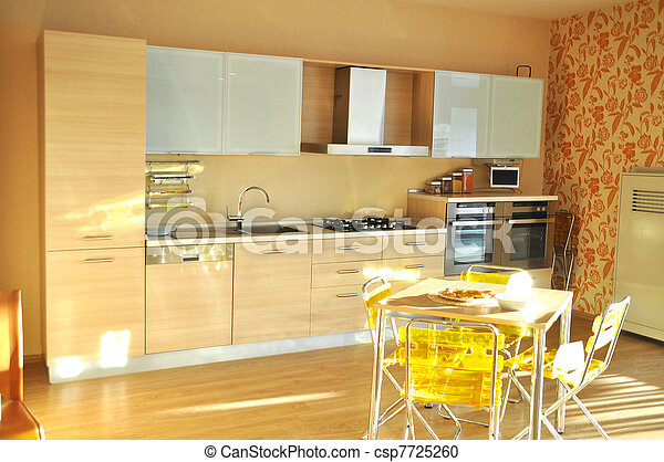 Kitchen - csp7725260