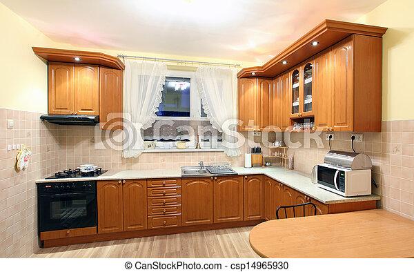 Kitchen - csp14965930