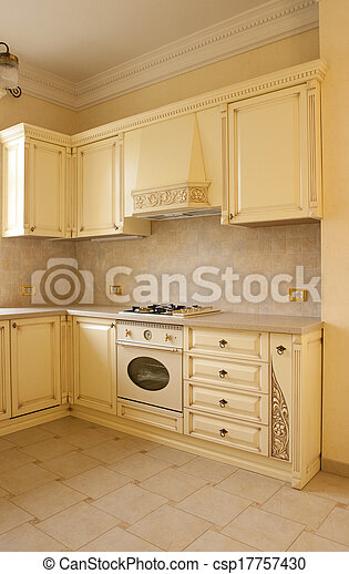 Kitchen - csp17757430