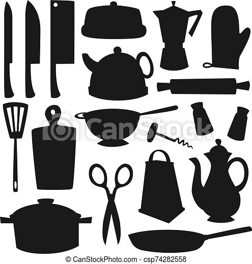 Frying Pan Kitchen Utensil Clip Art, PNG, 512x512px, Frying Pan, Black,  Black And White, Cooking, Cookware
